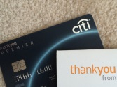 Citi ThankYou Card 3X in Travel