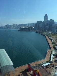 Hong Kong Island View