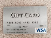 Visa Gift Card from Staples