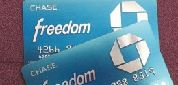 Do you have Chase Freedom Card?