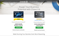 Chase Ink Business Preferred – NEW