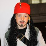 Easy DIY Jack Sparrow Costume