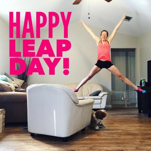 Happy LEAP day!!! Its nuts how just a few monthshellip