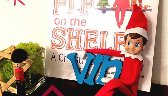25 Days of Elf on the Shelf