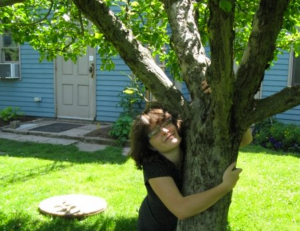 Charlotte-the-tree-hugger