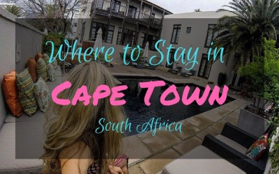 Where to Stay in Cape Town: Feeling at Home at Derwent House Boutique Hotel (+Video)