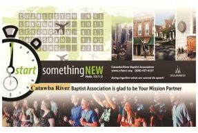 Associational Missions Emphases Week, May 15-22, 2016