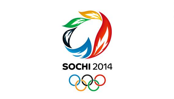 Версия логотипа для сочинской олимпиады 2014