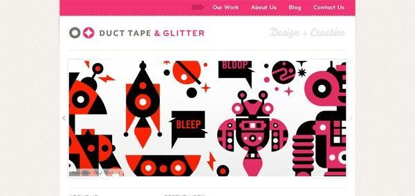 sitios_web_creativos_duct-tape-glitter