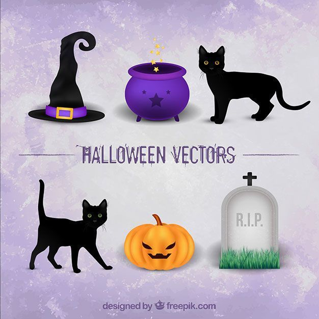 archivos-gratis-halloween-elements