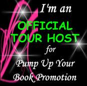 Pump Up Your Books Official Tour Host