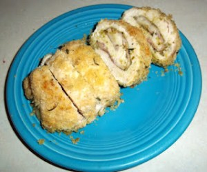 Evelyn - My Turn - Chicken Cordon Bleu