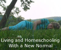Living & Homeschooling With A New Normal