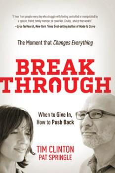 Breakthrough by Tim Clinton
