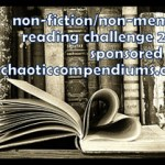 Non-Fiction Non-Memoir Reading Challenge 2013