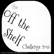 Off The Shelf 2013 Challenge