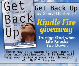 Get Back Up Giveaway