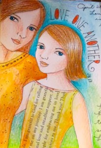 Love One Another - Peggy Appl