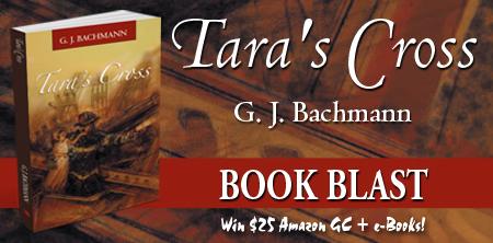 Taras Cross Book Blast