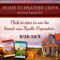 Home To Heather Creek Giveaway