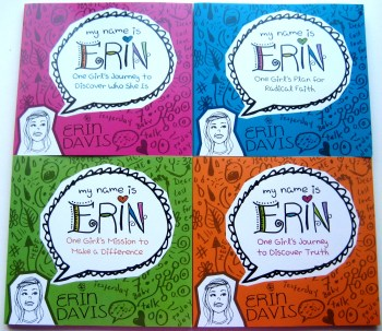 My Name Is Erin Series