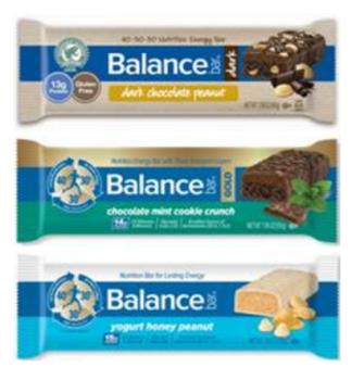 Balance Bars