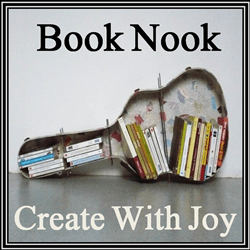Book Nook at Create With Joy