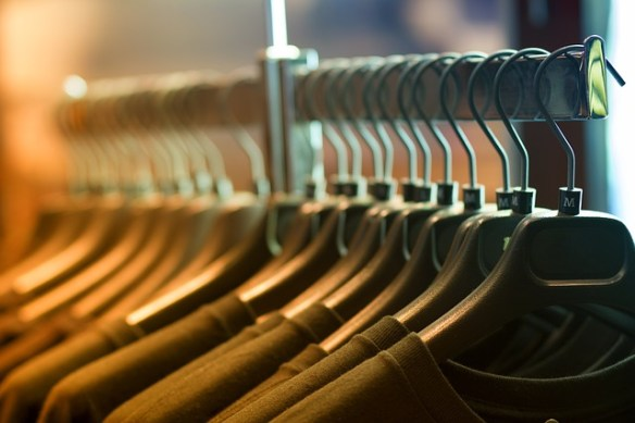 clothing sizes. Size sets for garments