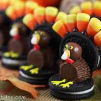 30+ Terrific Turkey Treats and Projects