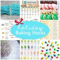Holiday Baking Hacks