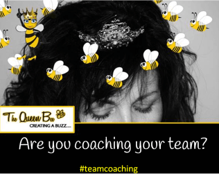 team coaching, Kimberly Brust, Kim Brust