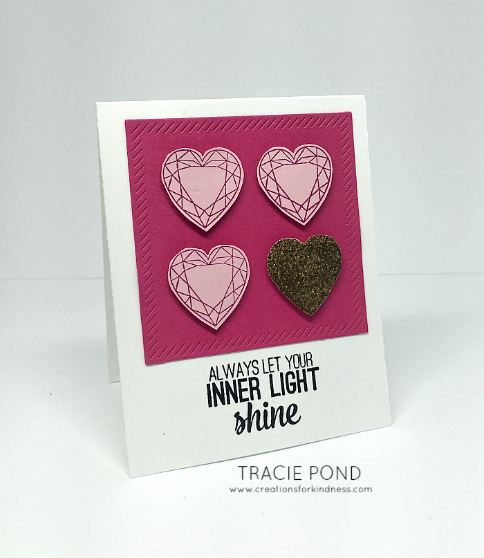 The Card Concept 48 Tracie Pond Creations For Kindness