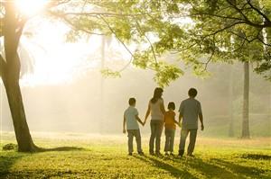 Cum să te conectezi cu familia ta, dar nu online - plimbari in familie