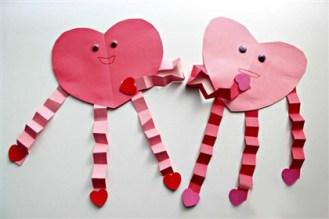 6 activitati pentru copii de Sfantul Valentin