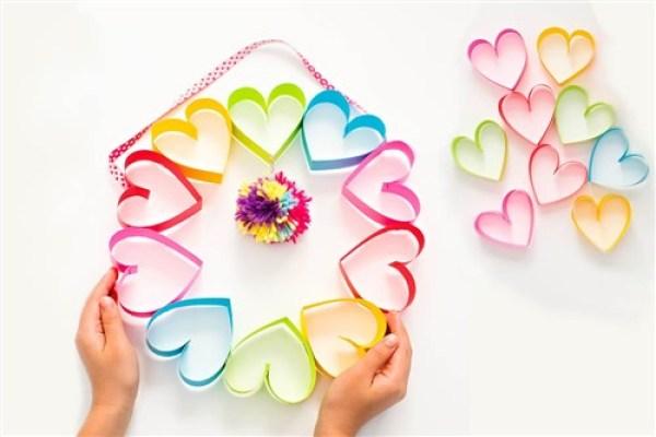 activitati pentru copii de Sfantul Valentin
