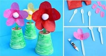 10 - 15 cadouri si felicitari pentru mama pe care le pot realiza copiii de 8 Martie