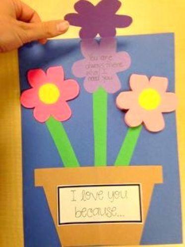 11 - 15 cadouri si felicitari pentru mama pe care le pot realiza copiii de 8 Martie