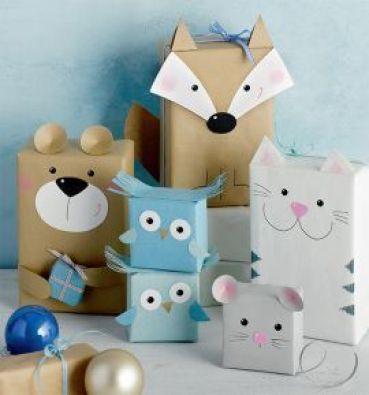 4 Cele mai creative 21 de idei pentru impachetarea cadourilor de sarbatori