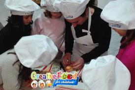 Laboratorio di cucina per bambini – Food Art