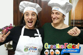 Tatiana Lepore ospite al Creative Food
