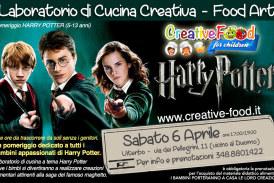 Harry Potter Food Lab. – laboratorio di cucina creativa per bambini