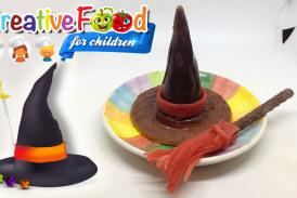 cappello e scopa della strega Malerba