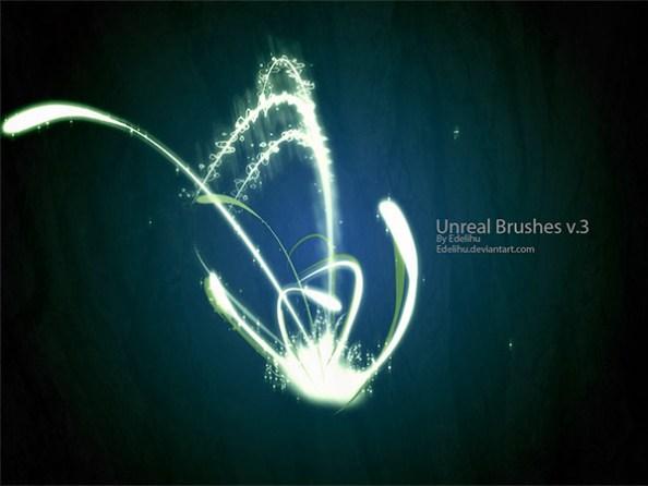 free-photoshop-brushes-unreal-v3
