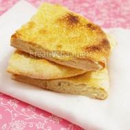 Pan redondo estilo marroquí