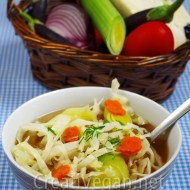 Sopa en 10 minutos