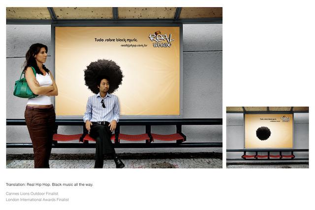 10 Rockstar Ambient Advertising Examples Guerrilla Marketing Photo