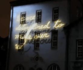 6 More Amazing 3D Projection Mapping Examples Guerrilla Marketing Photo