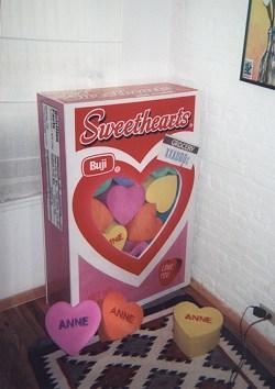 A Special Guerrilla Valentine Guerrilla Marketing Photo