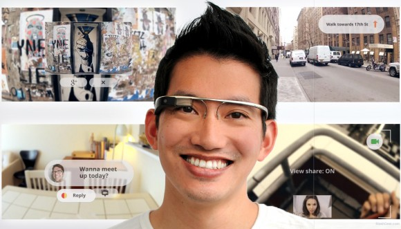 Will Googles Project Glass Be A Huge Hit For Marketers? Guerrilla Marketing Photo