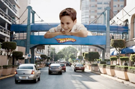 The Changing Landscape Of Creative Outdoor Advertising Guerrilla Marketing Photo